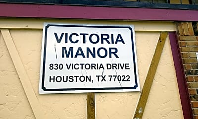 Victoria Manor, 1