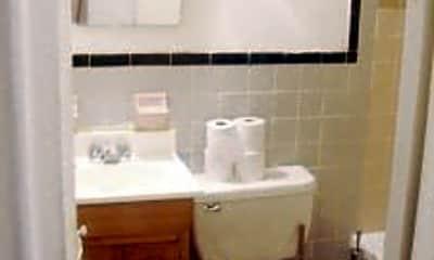Bathroom, 2 W 25th St, 2