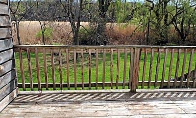 Patio / Deck, 146 Ten Broeck Ln, 2