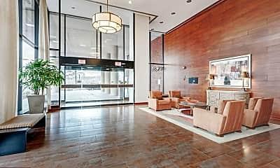 Living Room, 2555 Pennsylvania Avenue NW 1017, 1