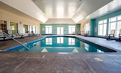 Pool, The Steeplechase, 1