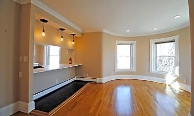 Living Room, 33 Longwood Ave, 1
