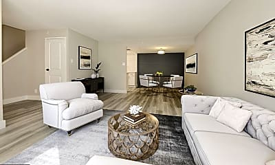 Living Room, 1111 30th St NW, 0