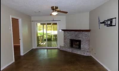 Living Room, 49 Oak Forest Place, 1