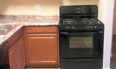 Kitchen, Fountain West, 1
