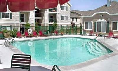 Pool, Rembrandt Park Apartments, 1
