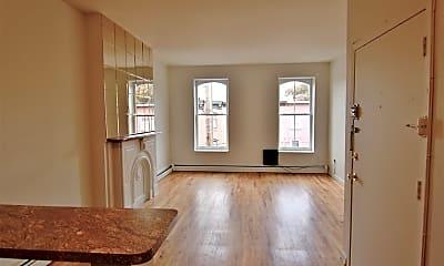 Living Room, 235 1st St 5, 2