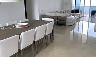 Dining Room, 15901 Collins Ave 1804, 1