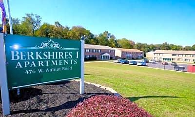 Community Signage, Berkshires I, 0