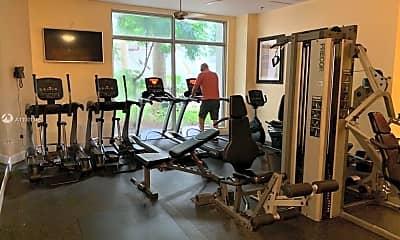 Fitness Weight Room, 1830 Radius Dr 904, 2