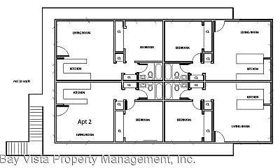 Building, 195 E Bellevue Ave, 2