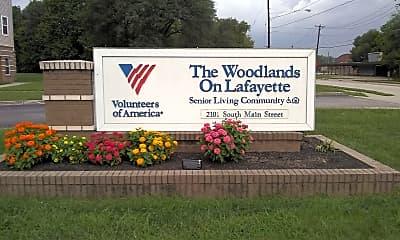 The Woodlands Senior Living (55 or Better), 1