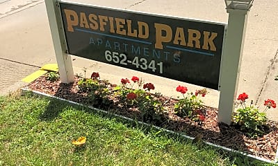 Pasfield Park Apartments, 1