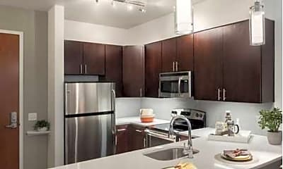 Kitchen, Amaranth, 0