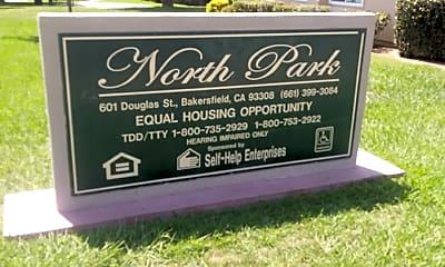 North Park Apartments, 1