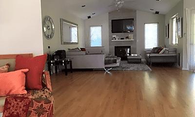 Living Room, 165 Ramona Rd, 1