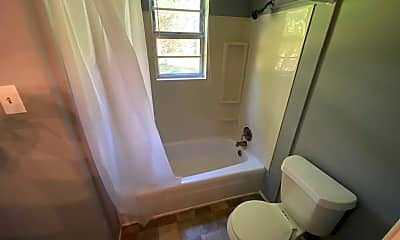 Bathroom, 1743 6th St NW, 1