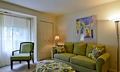 Living Room, Rossbrooke Apartments At The Lakes, 1
