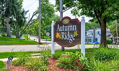 Building, Autumn Ridge Apartments, 2