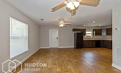 Living Room, 360 Ashley St, 1