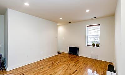Living Room, 1247 S 21st St 3, 1