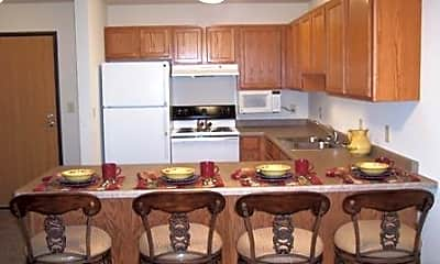 Kitchen, Palomino East Apartments, 1
