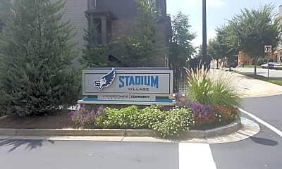 Stadium Village, 1
