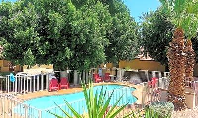 Pool, Garden Terrace, 1