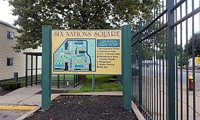 Six Nations Square, 2