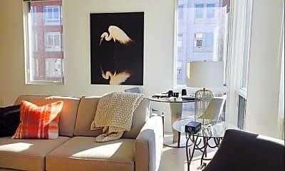 Living Room, 1943 Dot Avenue, 1