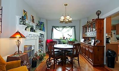Dining Room, 111 Dilworth St, 1