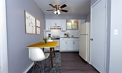 Dining Room, 2727 N Amidon Ave - Unit # 1011, 0