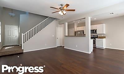 Living Room, 9437 Jewel Lake Avenue, 1
