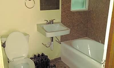 Bathroom, 1530 Broadway, 2