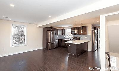 Kitchen, 59 Catherine St, 1