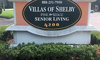 Villas of Shelby Senior Living, 1