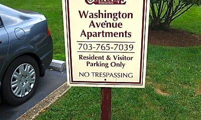 Washington Avenue, 1