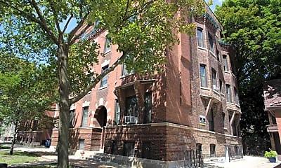 Building, 1154-56 E. 56th Street, 0