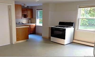 Kitchen, 191 St John St 1B, 0