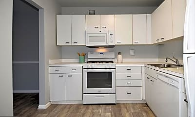 Kitchen, 8315 N Brook Ln 505, 1