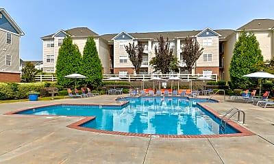 Pool, Avant at Steele Creek, 0
