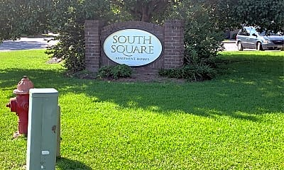 South Square Apartments Building 708, 1