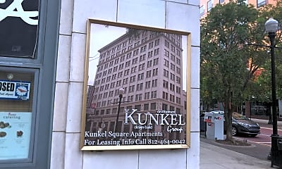 Kunkel Square, 1