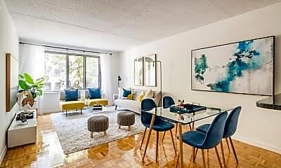 Living Room, 521 W 48th St, 0