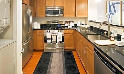 Kitchen, Dwell Vienna Metro Apartments, 0