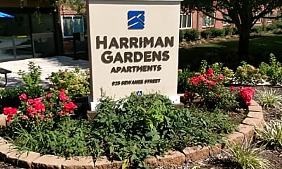Harriman Garden Apartments, 1