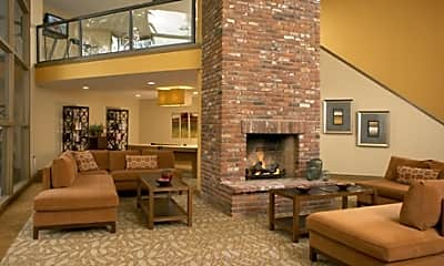Clubhouse, Concord Square Apartments, 1