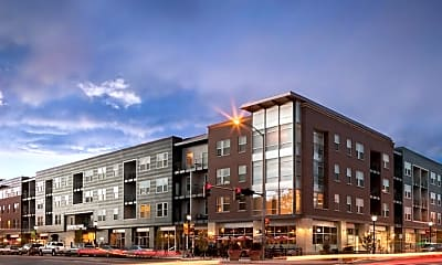 Building, Roosevelt Park Apartments, 0