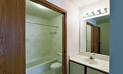 Bathroom, Newark Village Square, 2