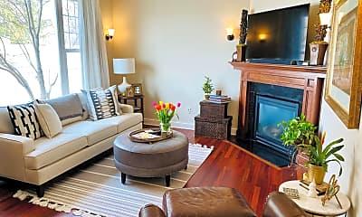 Living Room, 452 3rd St, 1